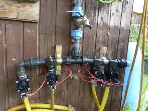 Bewässerungssteuerung