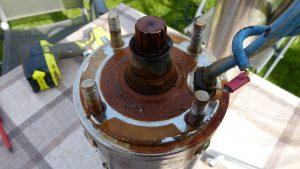 Brunnen reparieren 1