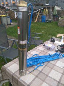 Gartenbrunbnben selbst bohren neue Pumpe